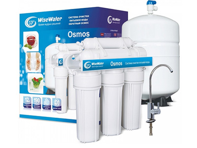 WiseWater Osmos 5P